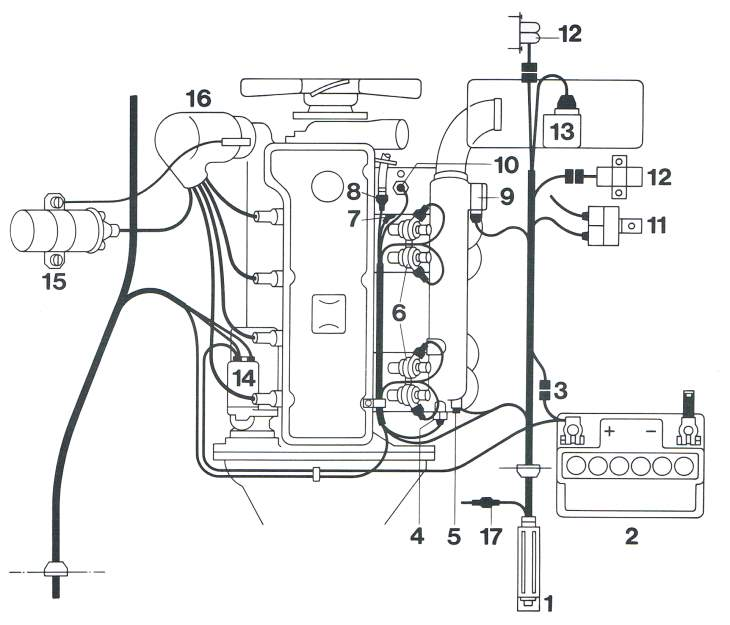 Componenten L jetronic