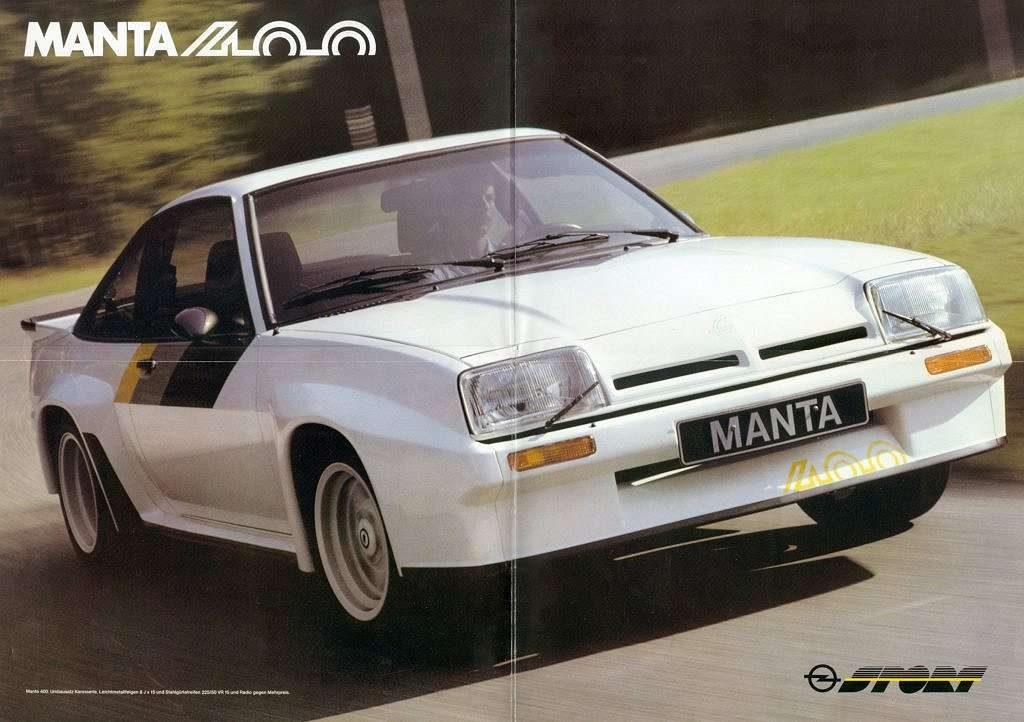 Manta 400 B2