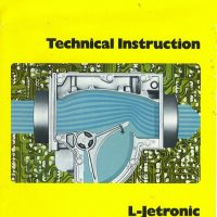 L-jetronic boschboek